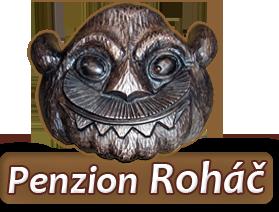 logo penzion roháč
